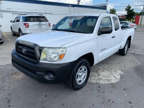 2007 Toyota Tacoma for sale at Diana Rico LLC in Dalton GA