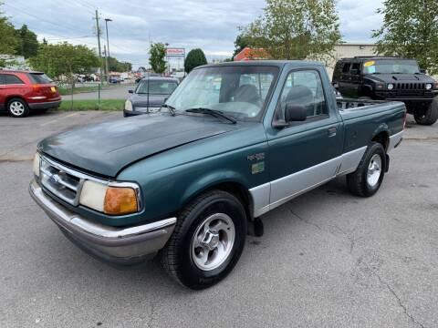 1996 Ford Ranger for sale at Diana Rico LLC in Dalton GA
