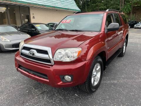 2006 Toyota 4Runner for sale at Diana Rico LLC in Dalton GA