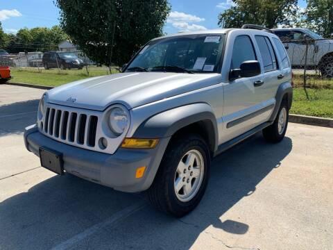 2005 Jeep Liberty for sale at Diana Rico LLC in Dalton GA