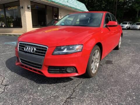 2011 Audi A4 for sale at Diana Rico LLC in Dalton GA