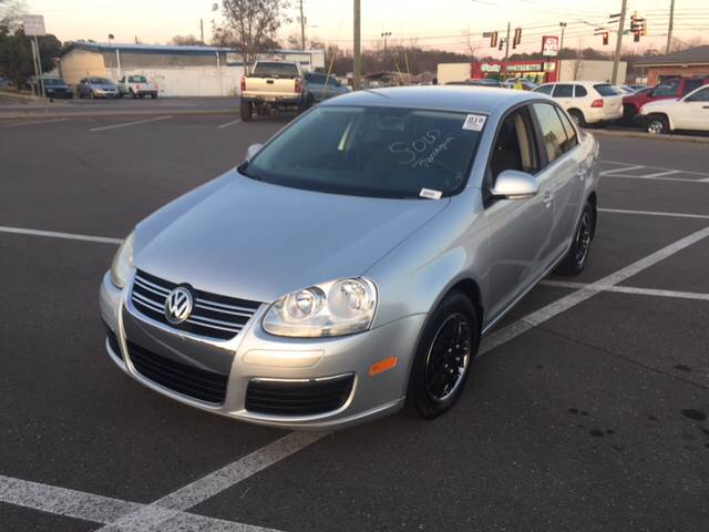 2006 Volkswagen Jetta Value Edition 4dr Sedan (2.5L I5 6A) - Dalton GA