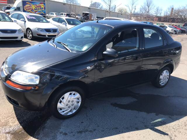 2006 Chevrolet Aveo Special Value 4dr Sedan - Dalton GA