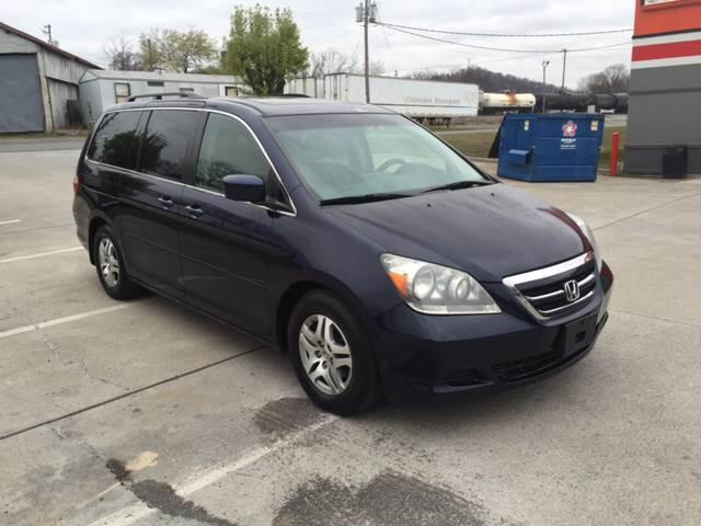 2005 Honda Odyssey 4dr EX-L Mini-Van w/Leather - Dalton GA