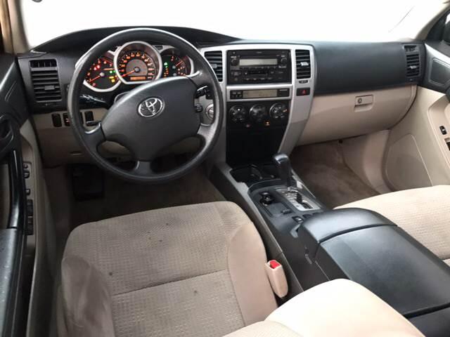 2004 Toyota 4Runner SR5 4WD 4dr SUV - Dalton GA