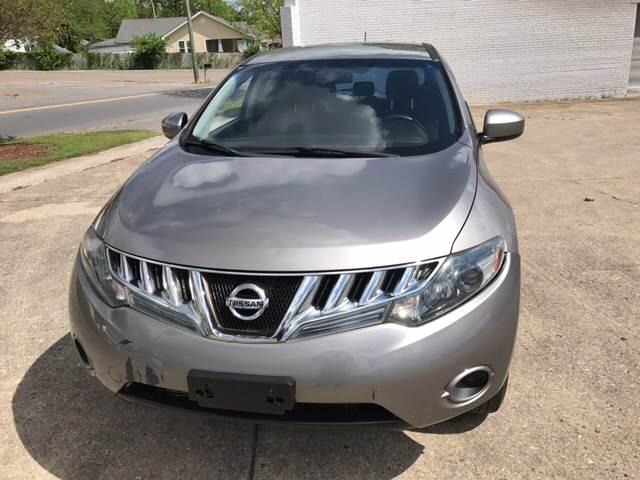 2009 Nissan Murano AWD S 4dr SUV - Dalton GA