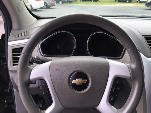 2010 Chevrolet Traverse LT 4dr SUV w/2LT - Hartsville SC