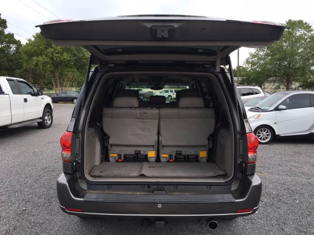 2005 Toyota Sequoia Limited 4WD 4dr SUV - Hartsville SC
