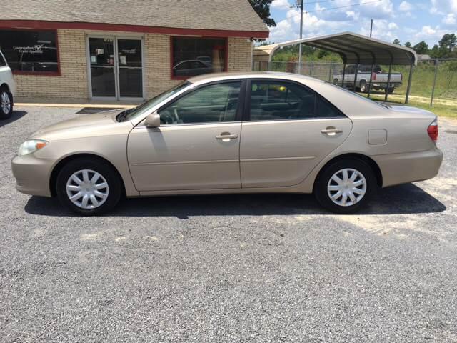 2005 Toyota Camry LE 4dr Sedan - Hartsville SC
