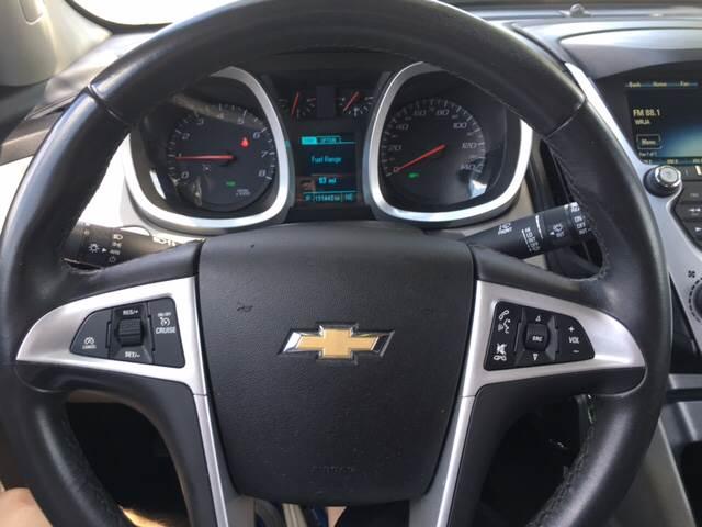 2013 Chevrolet Equinox LT 4dr SUV w/ 1LT - Hartsville SC
