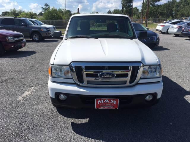 2011 Ford Ranger 4x4 XLT 4dr SuperCab - Hartsville SC