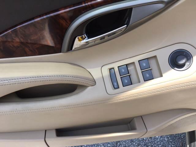 2012 Buick LaCrosse Premium 1 4dr Sedan - Hartsville SC
