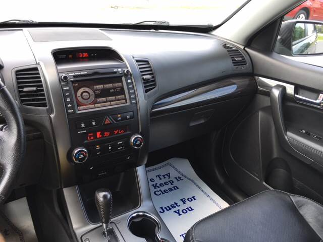 2011 Kia Sorento AWD EX 4dr SUV (V6) - Hartsville SC