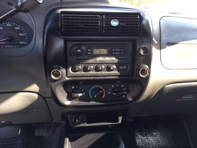 2011 Ford Ranger 4x2 XL 2dr Regular Cab SB - Hartsville SC