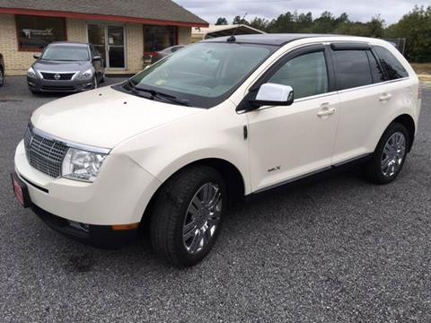 2008 Lincoln MKX for sale in Hartsville, SC