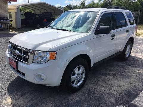 2012 Ford Escape for sale in Hartsville, SC