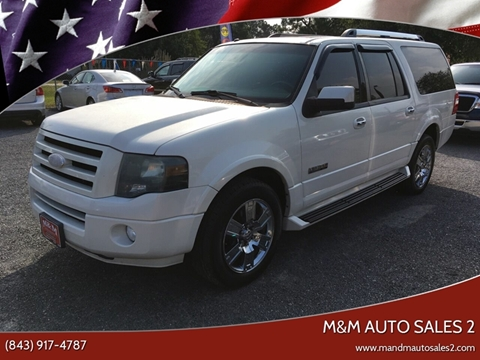 2007 Ford Expedition EL for sale in Hartsville, SC