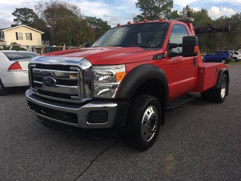 2015 Ford F-450 Super Duty for sale in Hartsville, SC