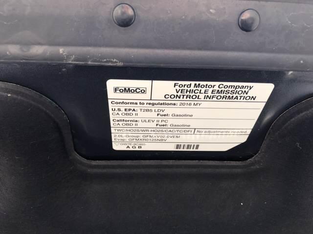 2016 Ford Fusion AWD Titanium 4dr Sedan - Philadelphia PA