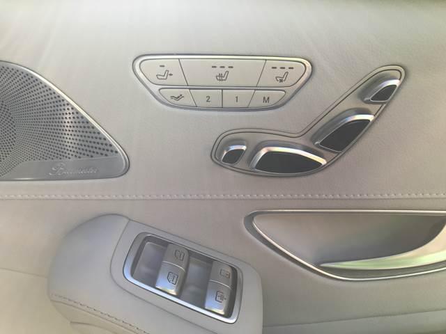 2016 Mercedes-Benz S-Class AWD S 550 4MATIC 4dr Sedan - Philadelphia PA