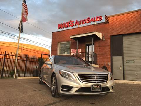 2016 Mercedes-Benz S-Class for sale in Philadelphia, PA