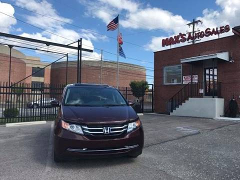 2015 Honda Odyssey for sale in Philadelphia, PA