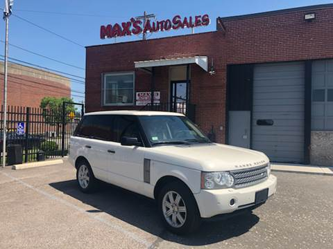 2008 Land Rover Range Rover for sale in Philadelphia, PA