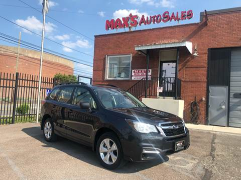 2017 Subaru Forester for sale in Philadelphia, PA