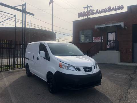 2017 Nissan NV200 for sale in Philadelphia, PA