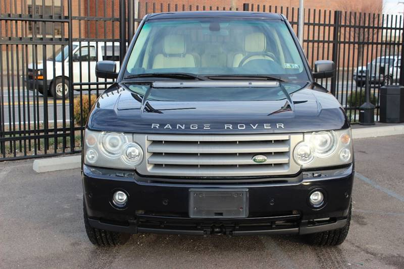 2007 Land Rover Range Rover HSE 4dr SUV 4WD - Philadelphia PA