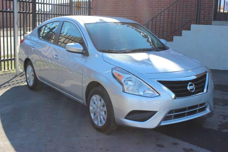 2016 Nissan Versa 1.6 SV 4dr Sedan - Philadelphia PA