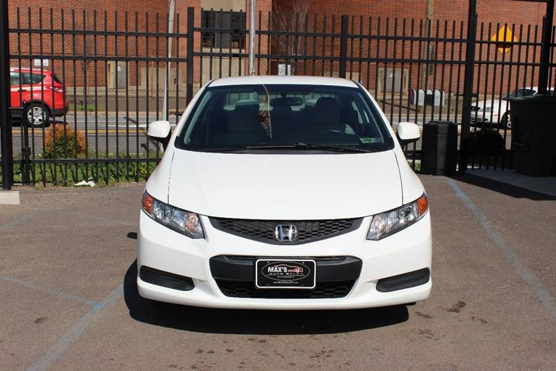 2012 Honda Civic LX 2dr Coupe 5A - Philadelphia PA