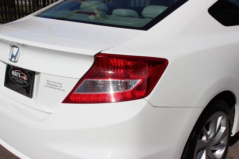 2012 Honda Civic LX 2dr Coupe 5A - Philadelphia PA