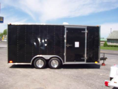 2007 Cargo Mate 7x18