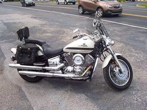 2002 Yamaha V-STAR 1100 CUSTOM