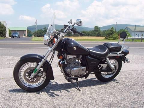 2006 Suzuki GZ 250