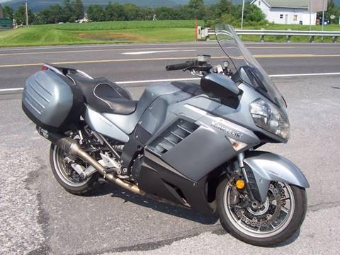 2008 Kawasaki Concours 14 ABS