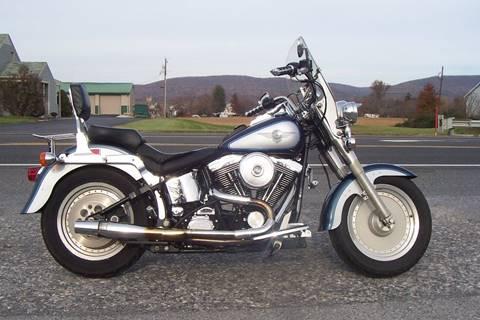 1999 Harley-Davidson FAT BOY