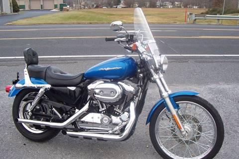 2004 Harley-Davidson SPORTSTER 1200 CUSTOM