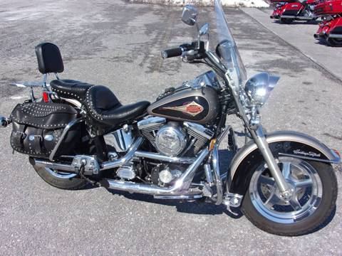 Harley Davidson Softail For Sale Minnesota >> 1997 Harley Davidson Heritage Softail For Sale In Minnesota