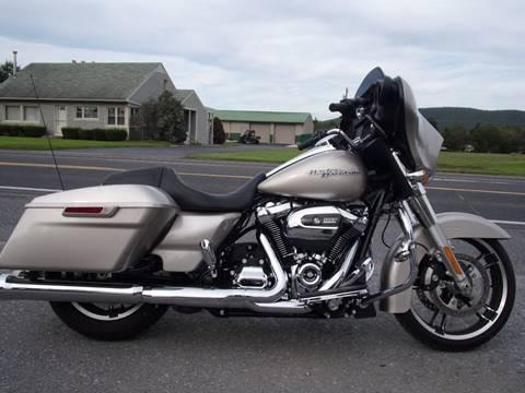 Street Glide For Sale >> 2018 Harley Davidson Street Glide For Sale In Fayetteville Pa