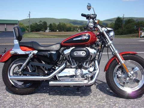 2011 Harley-Davidson SPORTSTER 1200 for sale at Star Auto Sales in Fayetteville PA