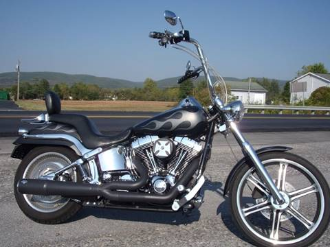 2004 Harley-Davidson SOFTAIL DEUCE for sale at Star Auto Sales in Fayetteville PA