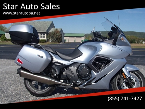 2014 Triumph TROPHY SE ABS for sale at Star Auto Sales in Fayetteville PA