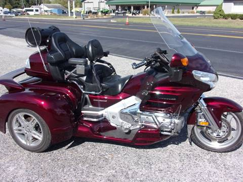 2007 Honda Goldwing for sale at Star Auto Sales in Fayetteville PA