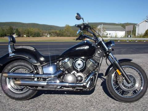 2008 Yamaha V-Star for sale at Star Auto Sales in Fayetteville PA
