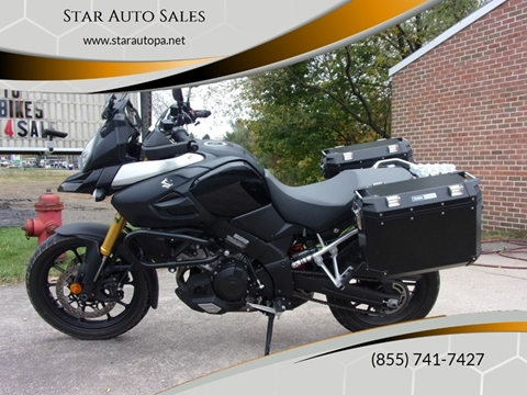 2014 Suzuki V-STROM for sale at Star Auto Sales in Fayetteville PA