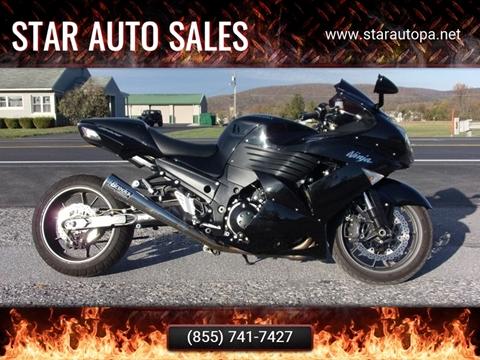 2007 Kawasaki Ninja ZX-14R for sale at Star Auto Sales in Fayetteville PA