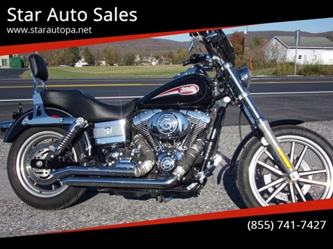 2006 Harley-Davidson LOW RIDER for sale at Star Auto Sales in Fayetteville PA