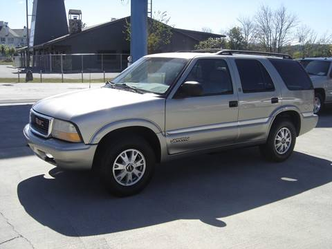 2000 GMC Jimmy for sale in Sevierville, TN